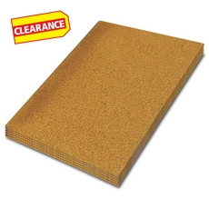 Clearance! Roberts 1/4in. Natural Cork Underlayment