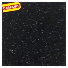 Clearance! Imperial Texture Classic Black Vinyl Composition Tile (VCT) 51910