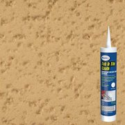 Bostik Alabaster Tub and Tile Sanded Caulk