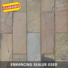 Clearance! Autumn Natural Decorative Slate Tile