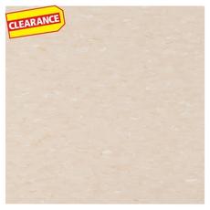 Clearance! Imperial Texture Desert Beige Vinyl Composition Tile (VCT) 51809