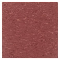 Cayenne Red Vinyl Composition Tile (VCT)