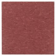Cayenne Red Vinyl Composition Tile - VCT