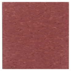 Cayenne Red Vinyl Composition Tile