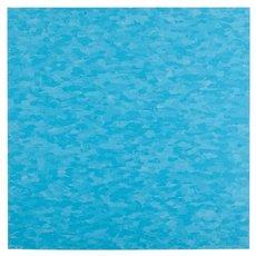 Bikini Blue Vinyl Composition Tile - VCT - 57512