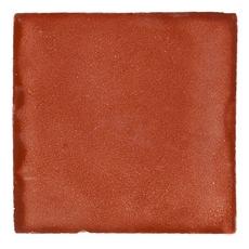 Hand-Painted Terra Cotta Talavera Tile (Pattern RT42291 x1)