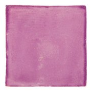 Hand-Painted Pink Talavera Tile - Pattern RT4VI