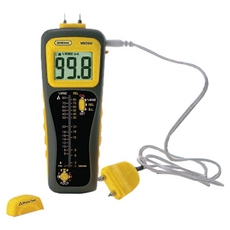 General Tools Moisture Meter with Probe