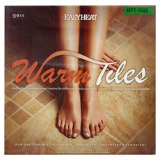 EasyHeat Warm Tiles Floor Warming 120 Volt Green Cable Kit 86ft.