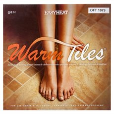 EasyHeat Warm Tiles Floor Warming 120 Volt White Cable Kit 313ft.