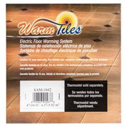 EasyHeat Warm Tiles 120V Mat Kit 28ft