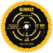 DeWalt 12in. 60 Tooth Precision Trim Blade