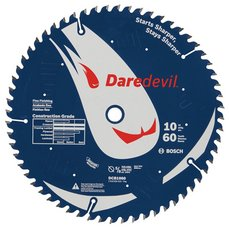 Daredevil 60-Tooth Portable Ultra-Fine Finish Saw Blade