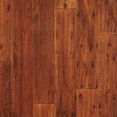 Golden Caramel Eucalyptus Hand Scraped Engineered Hardwood