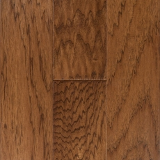 Durham Hickory Hand Scraped Engineered Hardwood