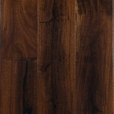 Tobacco Loft Acacia Hand Scraped Locking Engineered Hardwood