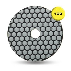 Rubi Dry Resin 100 Grit Polishing Pad