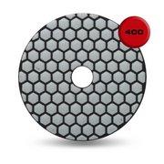 Rubi Dry Resin 400 Grit Polishing Pad