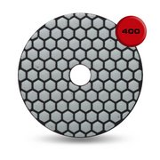 Rubi Dry Resin 400 Grit Polishing Pad