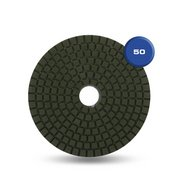 Rubi Wet Resin 50 Grit Polishing Pad