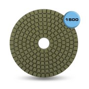 Rubi Wet Resin 1500 Grit Polishing Pad