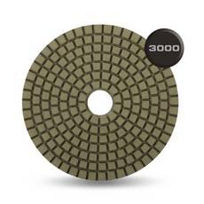 Rubi Wet Resin 3000 Grit Polishing Pad