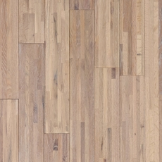 Timberclick Drift Oak Wire Brushed Solid Hardwood