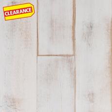 Clearance! Seashell Oak Smooth Solid Hardwood