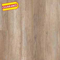 Clearance! Stave Oak Gray Embossed in Register Laminate