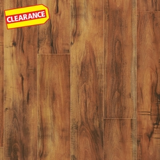 Clearance! Toasted Oak Embossed in Register Laminate