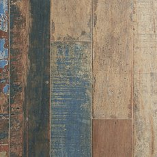 Salvage Brown Wood Plank Porcelain Tile 6 X 40