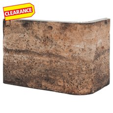 Clearance! New York Chelsea Corner Brick Look Porcelain Tile
