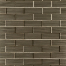 Dream Satin Mocha Glass Tile
