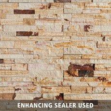 Sierra Beige Sandstone Panel Ledger