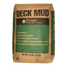 Deck Mud Mortar