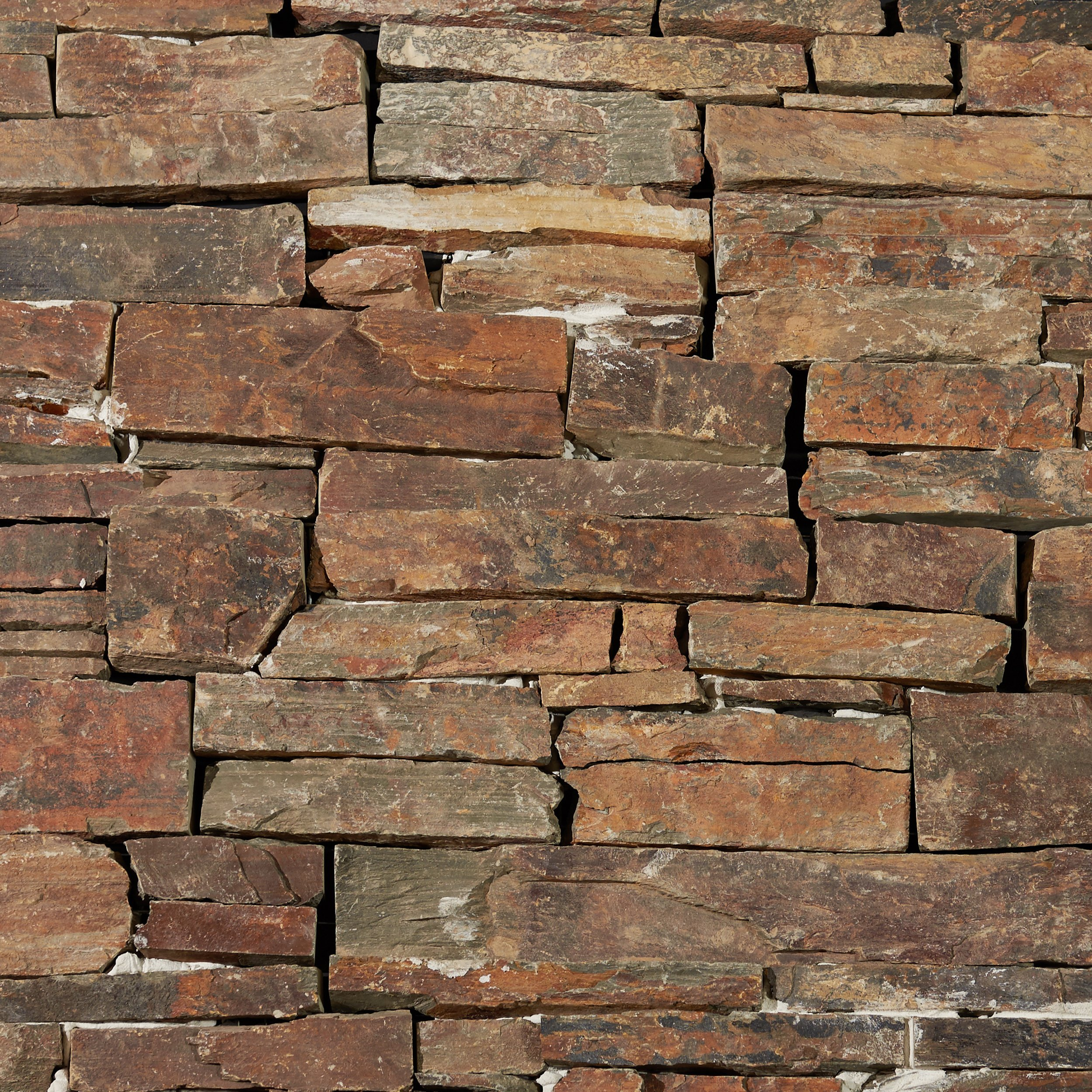 Stacked Stone Ledger Panel