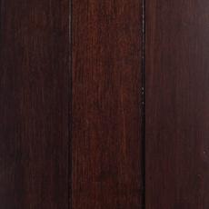 Dark Walnut Locking Solid Stranded Bamboo