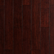 EcoForest Palace Hand Scraped Solid Stranded Bamboo