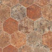 New York Chelsea Hexagon Porcelain Tile