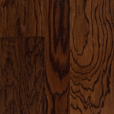 Crescent Oak Hand Scraped Locking Engineered Hardwood