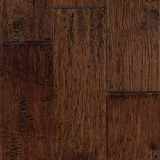 Rawhide Hickory Hand Scraped Engineered Hardwood