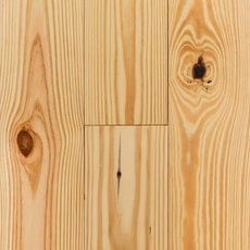 Natural Pine Wire Brushed Solid Hardwood
