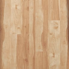 Spalted Maple Rigid Core Luxury Vinyl Plank - Cork Back