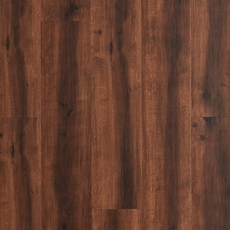 NuCore Chestnut Wide Hand Scraped Plank with Cork Back
