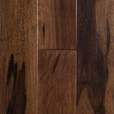 LifeScapes Brazilian Pecan Coco Handscraped Engineered Hardwood