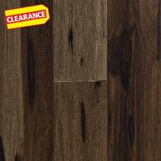 Clearance! Brazilian Pecan Hand Scraped Engineered Hardwood