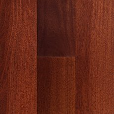 Santos Brazilian Mahogany Smooth Engineered Hardwood