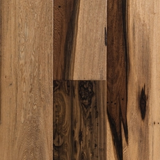 Natural Brazilian Pecan Hand Scraped Engineered Hardwood