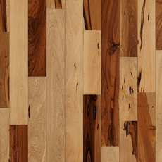 Natural Brazilian Pecan Smooth Solid Hardwood