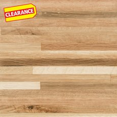 Clearance! Brazilian Maple Butcher Block Countertop 12ft.